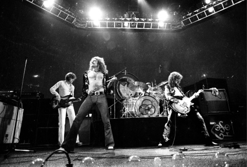 La più grande rock band di tutti i tempi